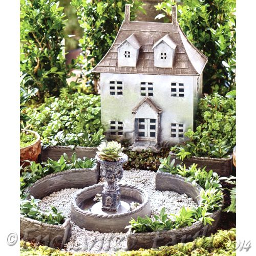 Mini Classic Garden Arc Border Planter